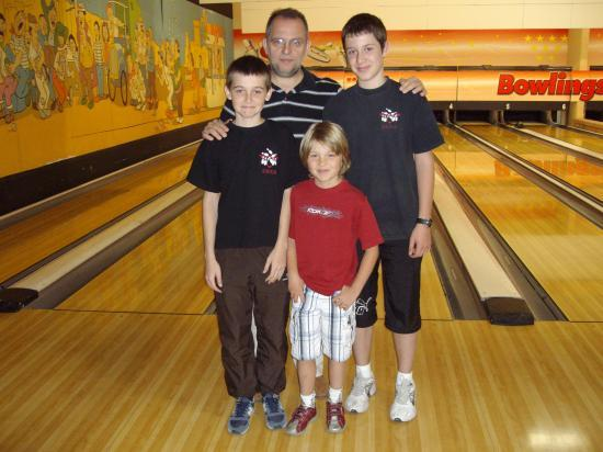L'Ecole de Bowling Nice Acropolis (EBNA)