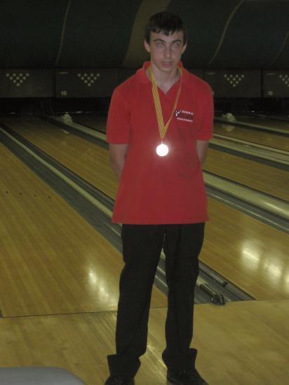 Champion Minime: Jeremy BAZIRE
