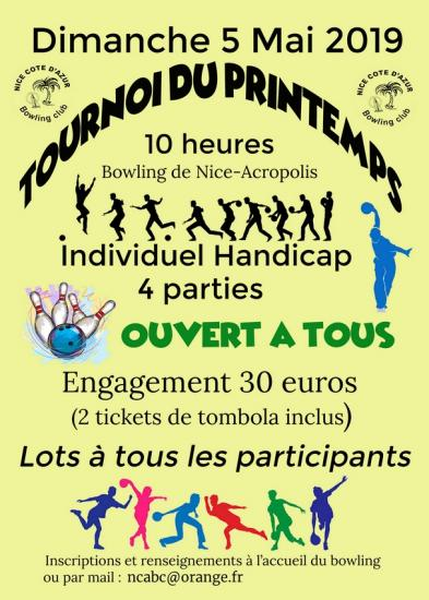 Flyer tprintemps 2019
